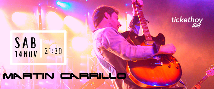 Martin Carrillo - Vivo en Romaphonic